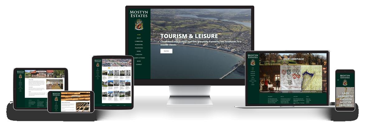 Mostyn Estates